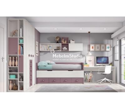 Детская комната для девочки - Тринити